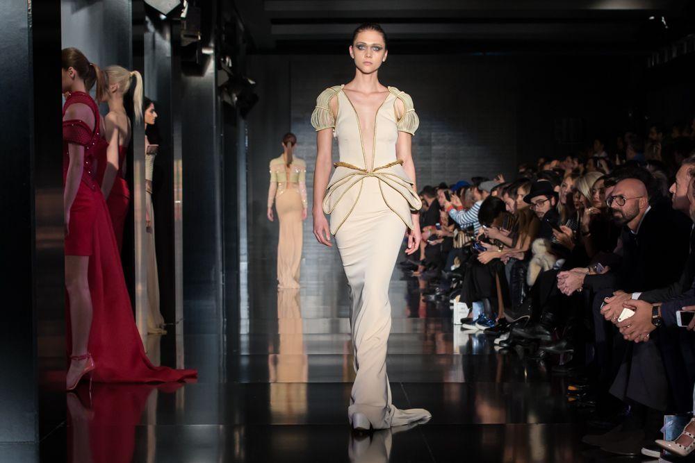 Ezra and Tuba Fashion Show