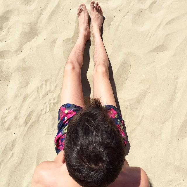 Today  beach moment in Versilia @yamamayofficial @carpisaofficial #yamamay #saporedimare  #versilia ph. @bluenailgirl