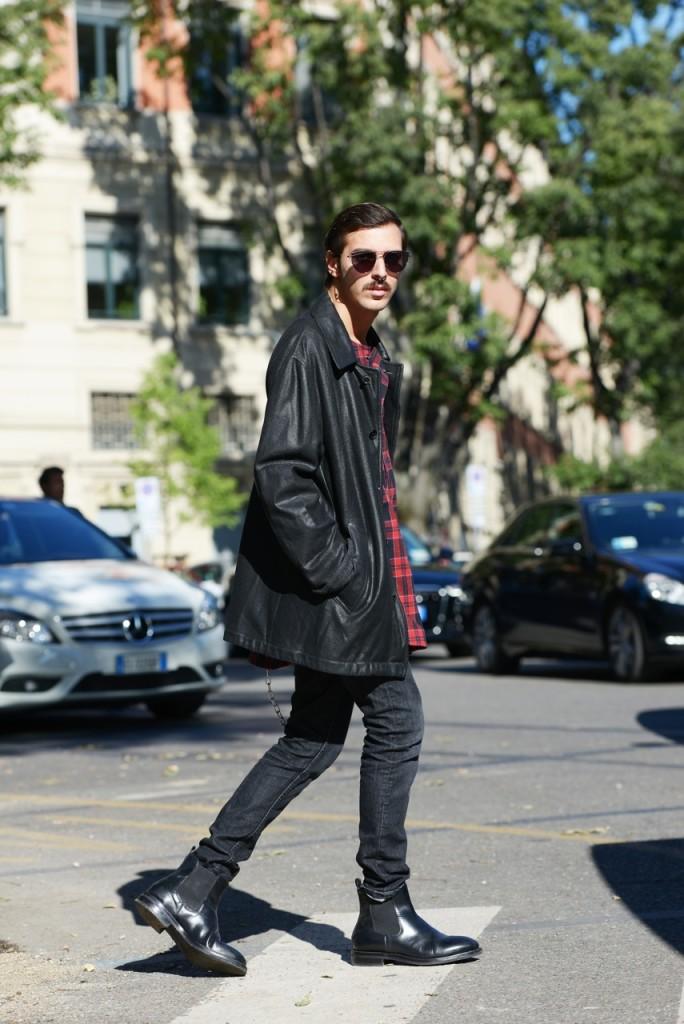Milan Fashion Week 2015 day 2