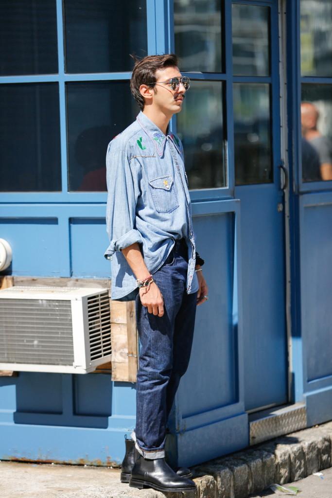 streetstyle_new_york_fashion_week_roberto_de_rosa_denim_on_denim_trend_autumn