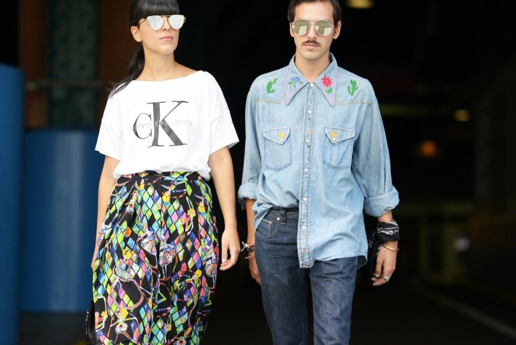 streetstyle_new_york_fashion_week_roberto_de_rosa_laura_comolli_outside_fashionshow