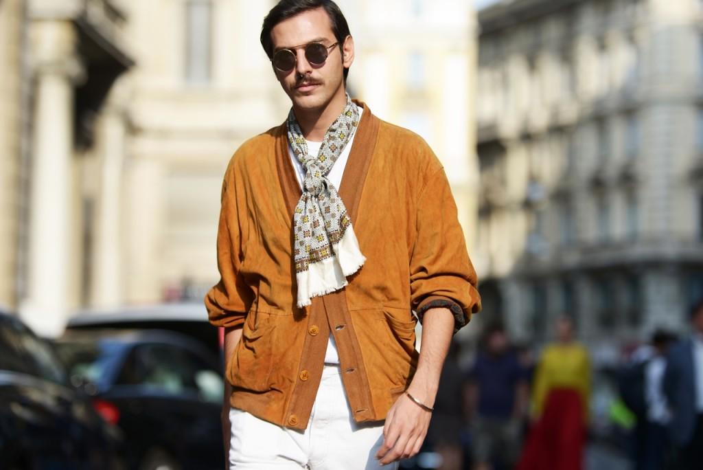 Boho Chic Style Streetstyle Milano Fashion Week Day 5