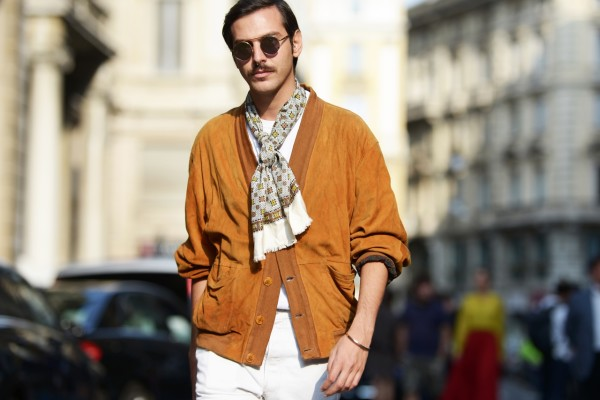 Boho Chic Style Streetstyle Milano Fashion Week Day 5
