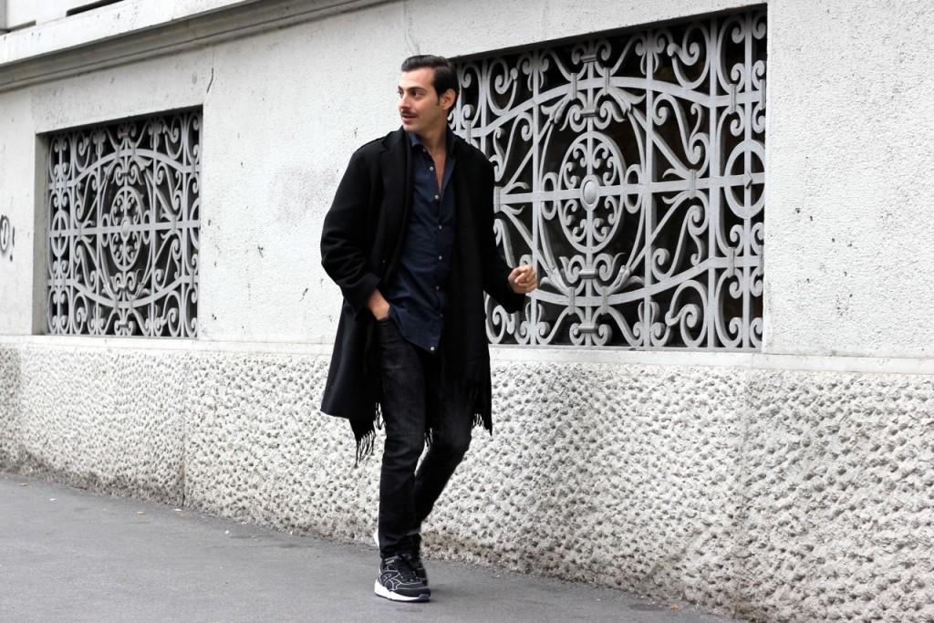 Tendenza cappotti inverno 2016: il cappotto con frange