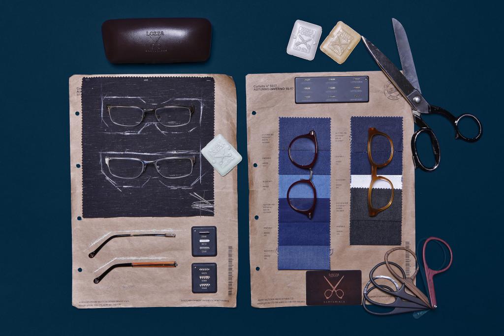 I miei nuovi occhiali da vista su misura by Lozza
