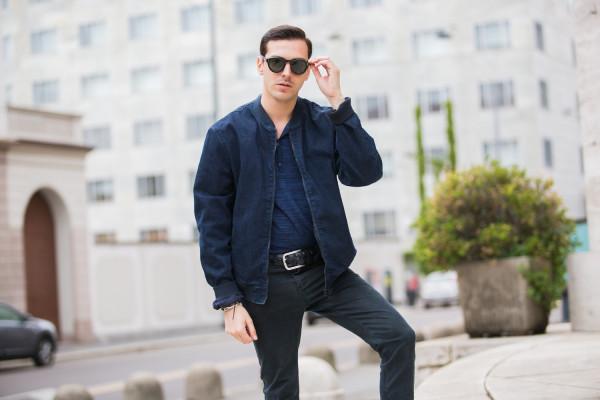Roberto De Rosa Bomber jacket: il giubbotto di tendenza per la primavera 2016