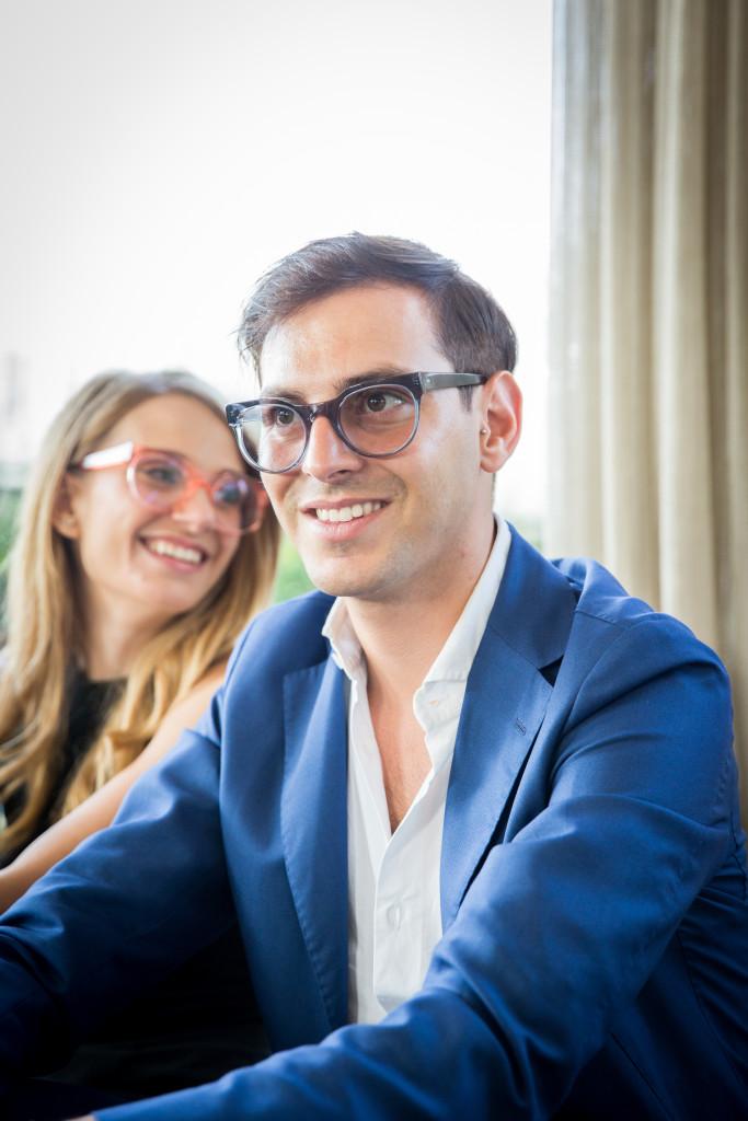 Roberto De Rosa e Sonia Grispo x Lenti dinamiche Transitions