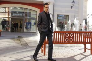 2 outfit per le feste natalizie a Castel Romano Designer Outlet