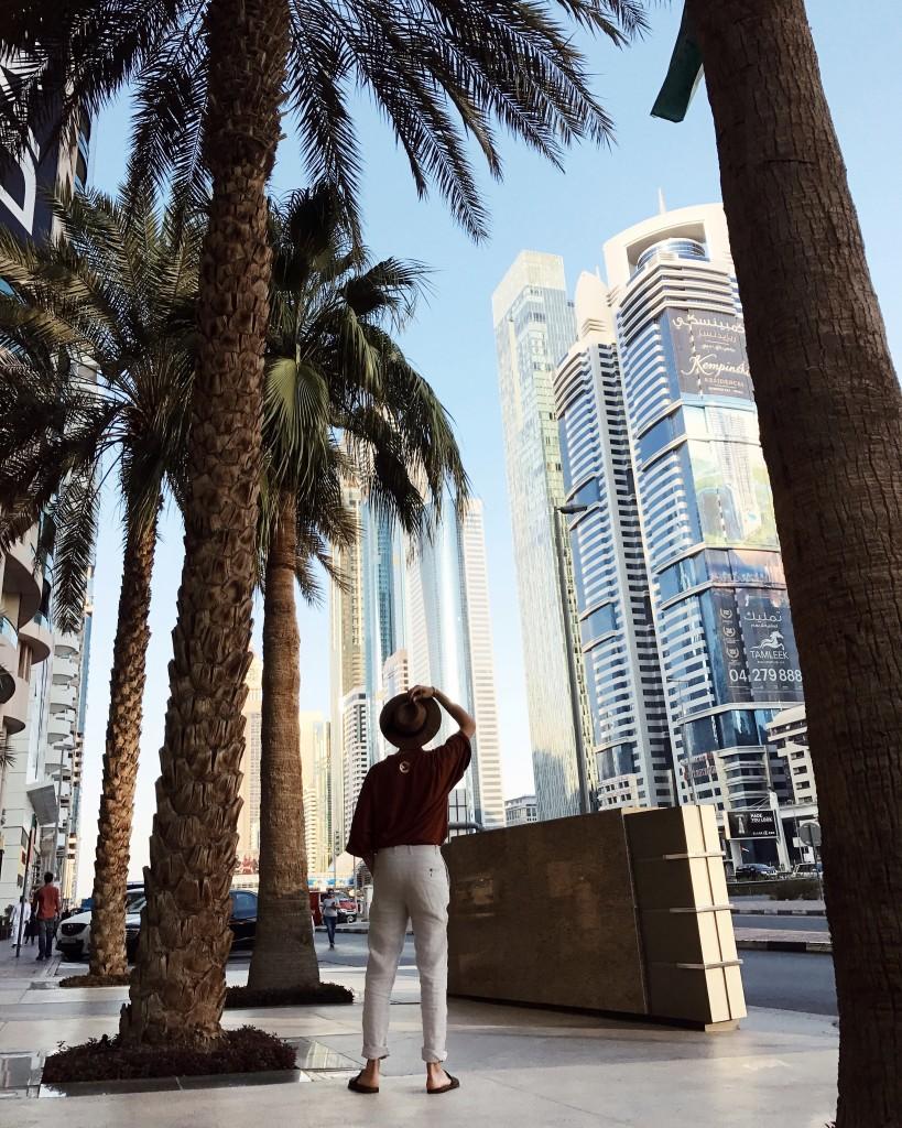 Roberto De Rosa 4 giorni a Dubai e Abu Dhabi, negli Emirati Arabi