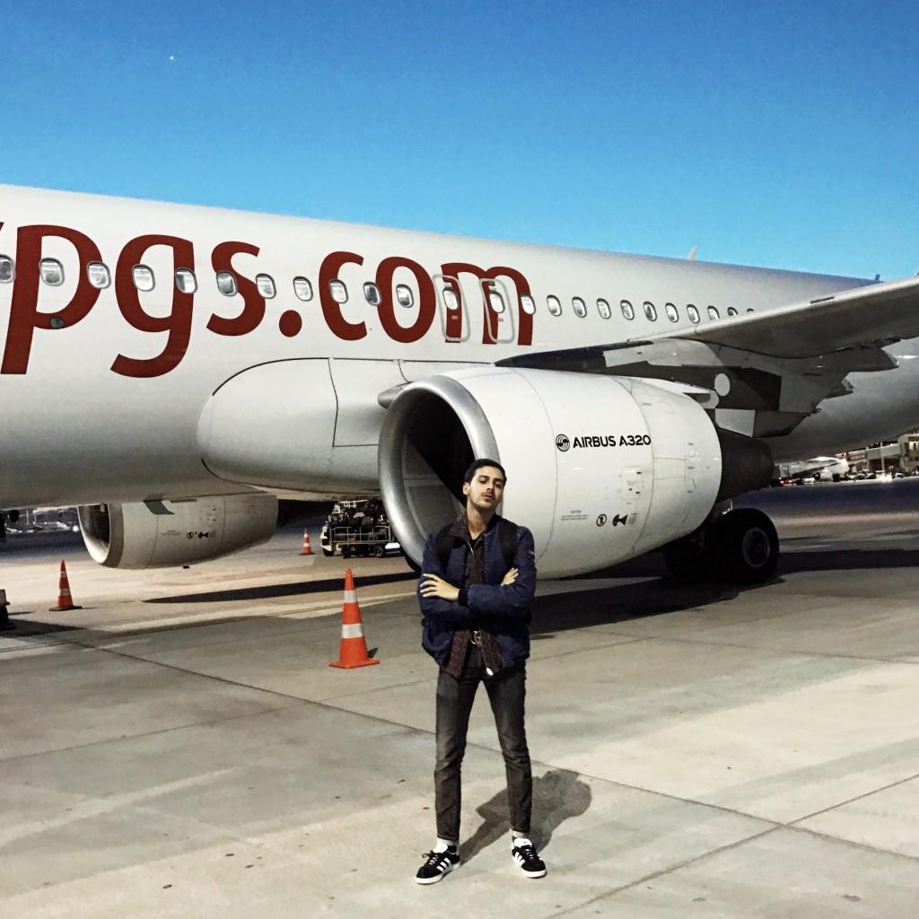 Roberto De Rosa vola con Pegasus Airlines 4 giorni a Dubai e Abu Dhabi, negli Emirati Arabi