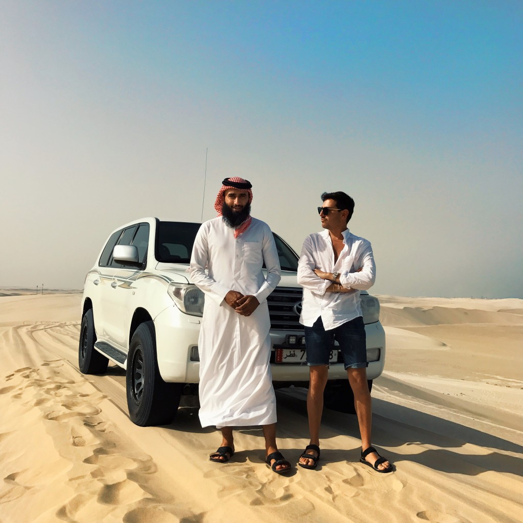 Cosa ho visto a Doha in Qatar - Roberto De Rosa nel deserto