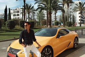 Il mio weekend a Ibiza con Lexus