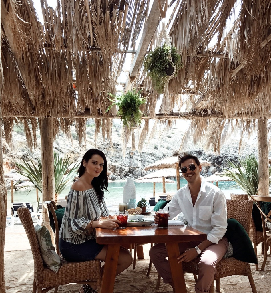 Roberto De Rosa e Catherine Poulain - Il mio weekend a Ibiza a bordo della nuova Lexus LC
