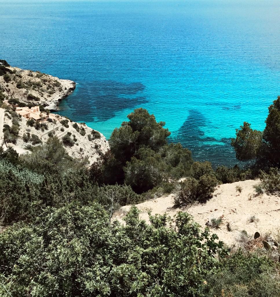 Vista sul Mediterraneo da Ibiza - ph. Roberto De Rosa - Il mio weekend a Ibiza con Lexus