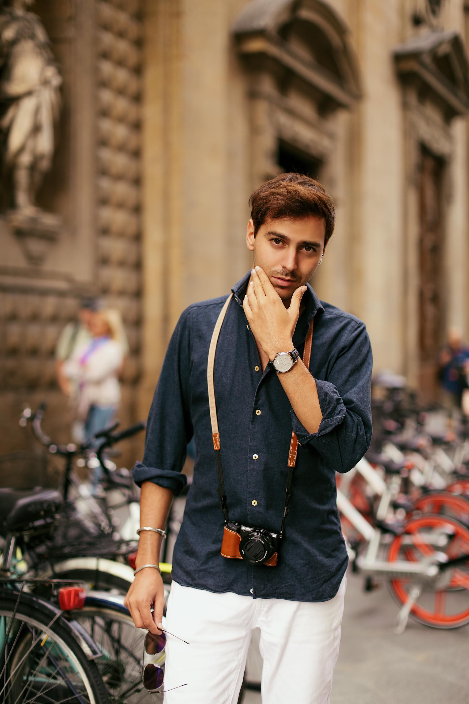 Roberto De Rosa a Firenze con gli orologi A. Lange & Söhne