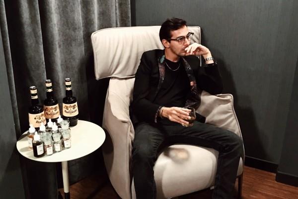 Roberto De Rosa per Amaro Montenegro: La scoperta del sapore vero