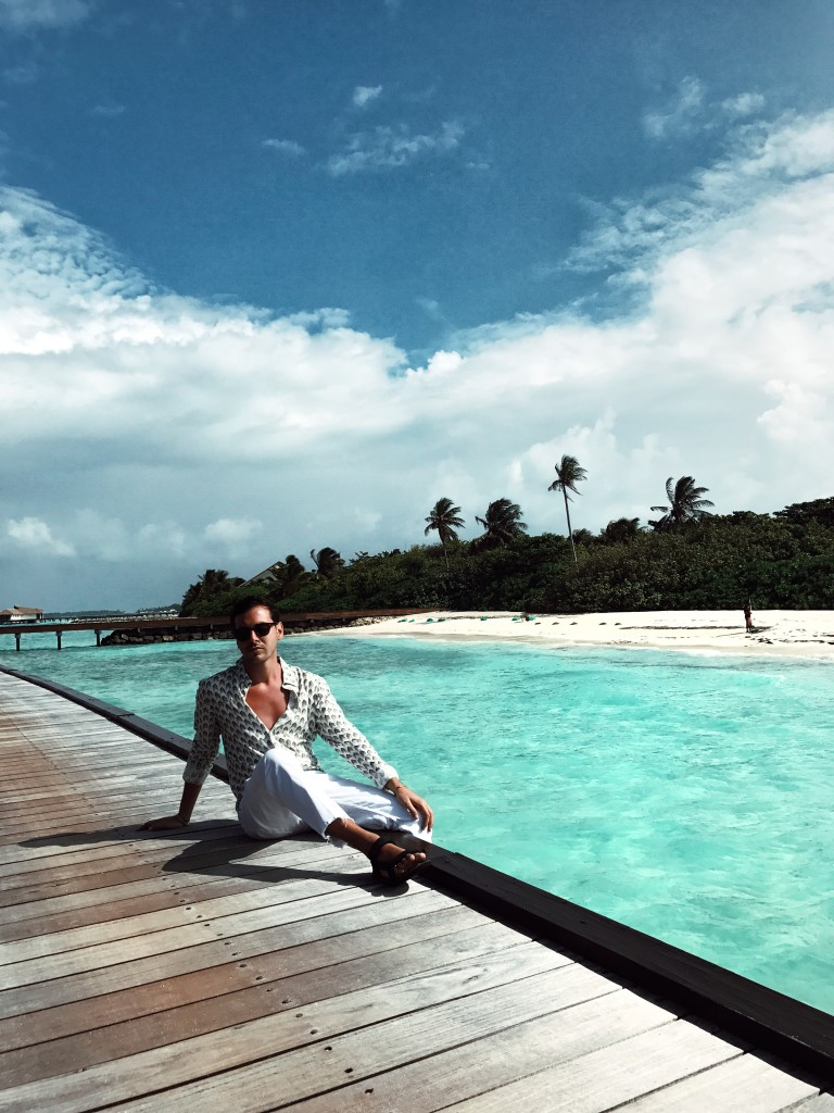 Roberto De Rosa al The Residence Maldives - Maldive d'inverno - Tutto sul mio viaggio