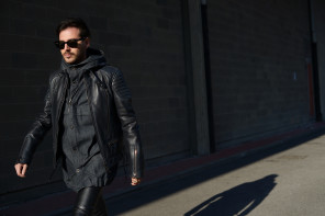 Milano Moda Uomo: Il mio look per la sfilata Diesel Black Gold