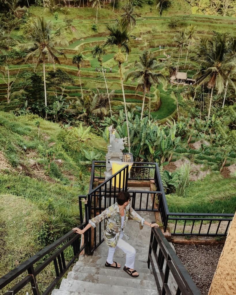Roberto De Rosa in viaggio a Bali: Cosa vedere assolutamente