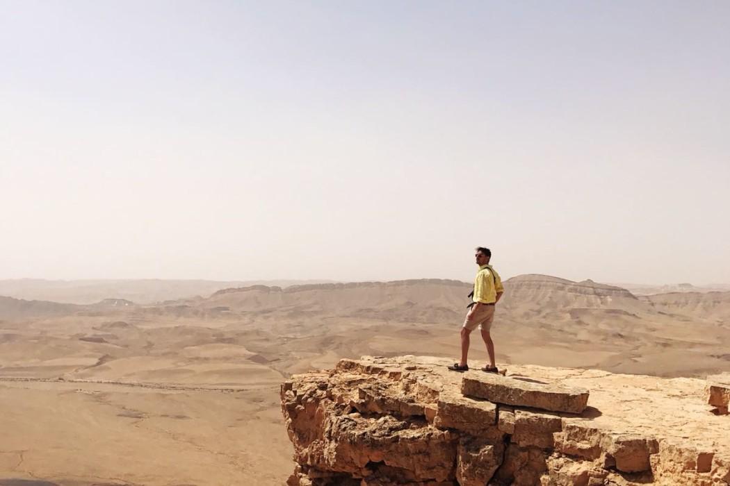 10 cose da vedere in Israele by Roberto De Rosa - Makhtesh Ramon