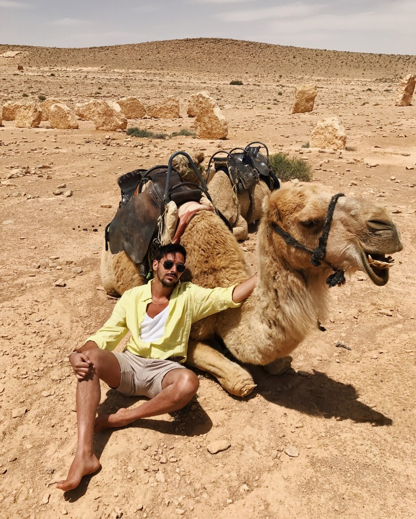 10 cose da vedere in Israele by Roberto De Rosa - camel ride