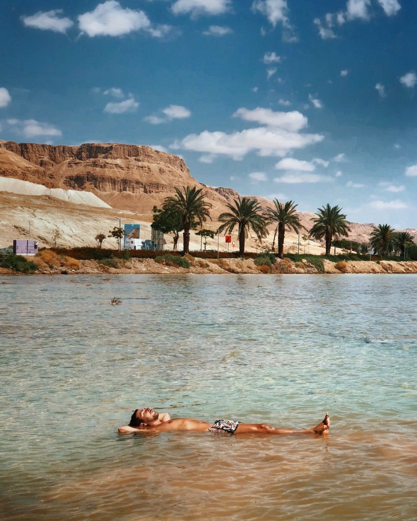 10 cose da vedere in Israele by Roberto De Rosa - Dead Sea