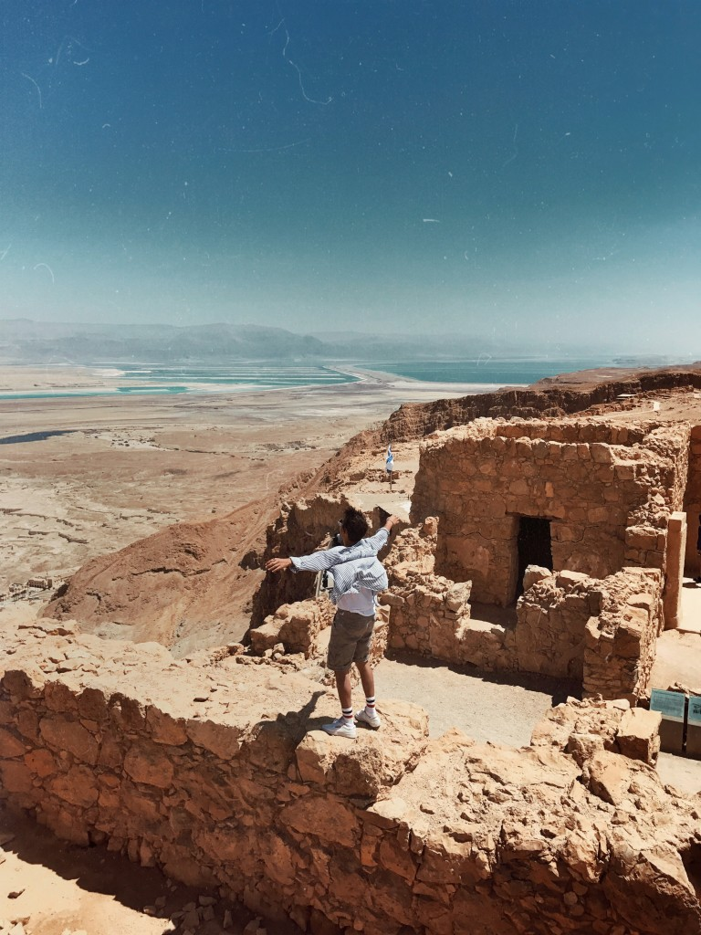 10 cose da vedere in Israele by Roberto De Rosa - Masada
