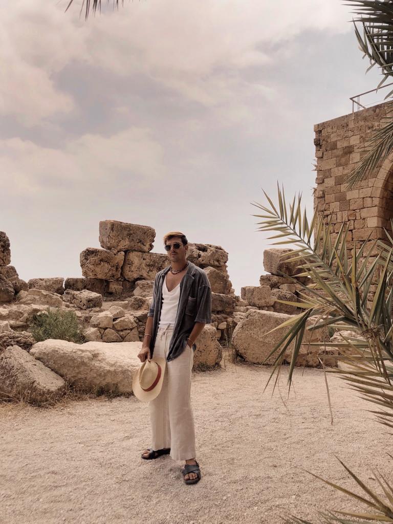 Tutto sul mio viaggio a Beirut by Roberto De Rosa