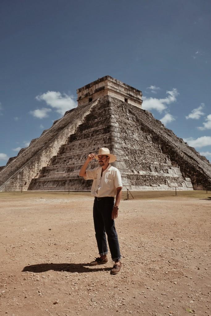 Il mio viaggio in Messico da Tulum e Valladolid by Roberto De Rosa - Chichen Itza